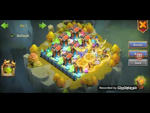 Castle Clash Android Guild MALACHOR Recruiting & My Account