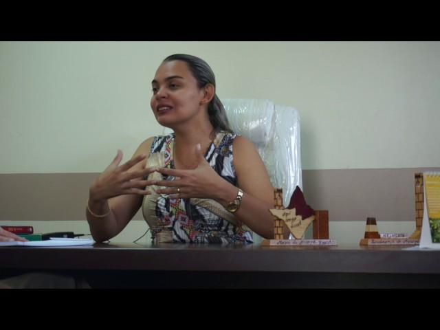 Negócios em Foco T03E08 - Secretária de Turismo do Amapá.