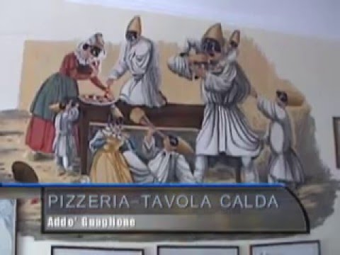 PIZZERIA-TAVOLA CALDA