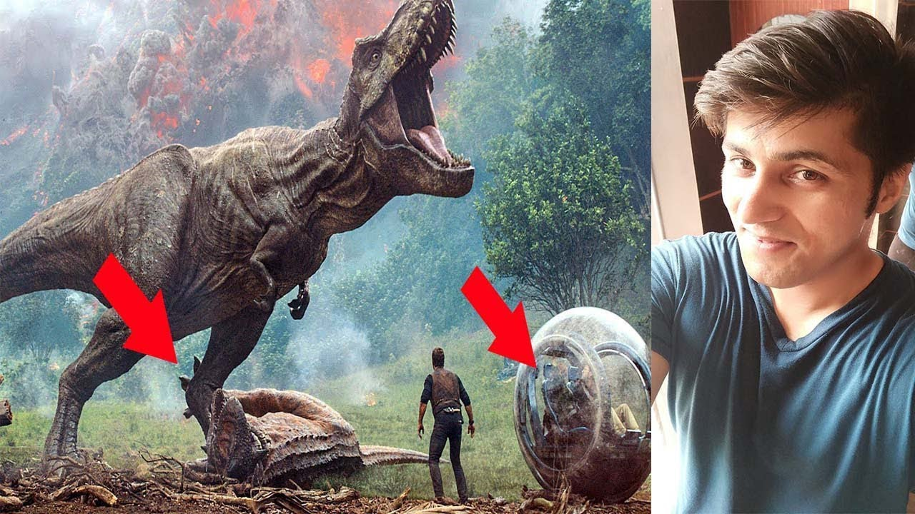 Jurassic World 2 Review   Jurassic World 2 Full Movie in Hindi   Jurassic  World Fallen Kingdom