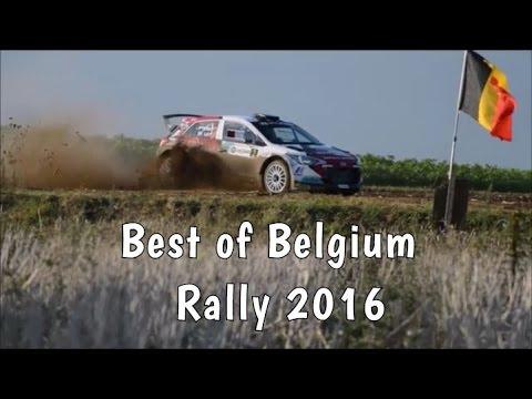 Best of 2016 Belgium Rally - Françou Rallye