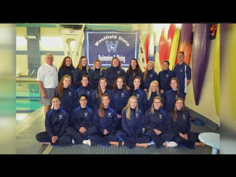Westfield State University Swim Team's frightening experience at Fort Lauderdale Airport