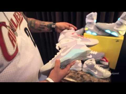 Crazy Sneaker Collection Limited Editions, Rare Samples, Rare Kicks