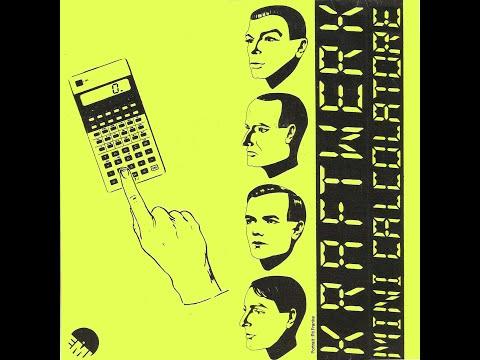 KRAFTWERK - Mini Calcolatore (Pocket Calculator ITALIAN version)