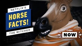 Netflix's The Witcher Roach Facts - IGN Now