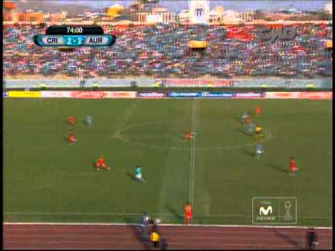 Sporting Cristal(3) - Juan Aurich(2) | 2do Tiempo | Final Trujillo