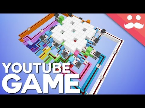 Interactive Minecraft Game on YouTube!