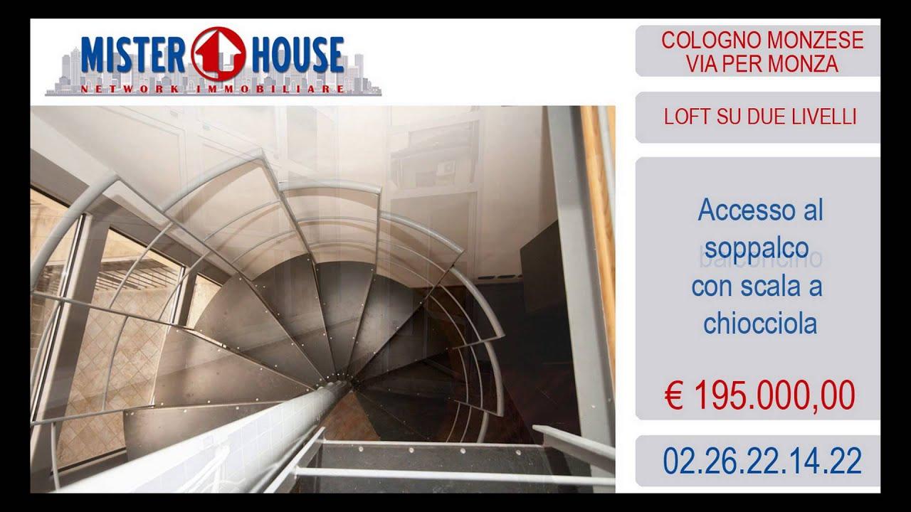 Agenzie Immobiliari Cologno Monzese loft su due livelli a cologno monzese