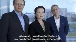 Tekniikan tohtori Kirsi Hautala Rejlersin Rakentamisen toimialajohtajaksi (English subtitles)