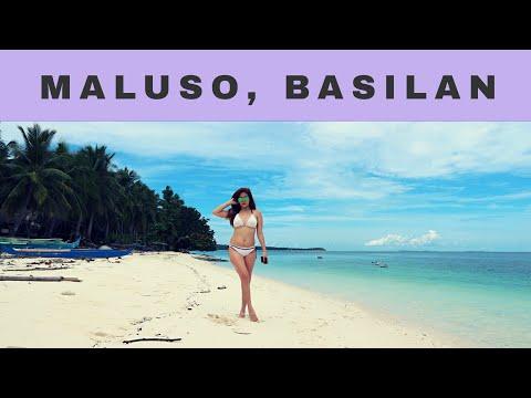 MALUSO, BASILAN - Kayumkuman Island  -  Philippines Tourist Destinations
