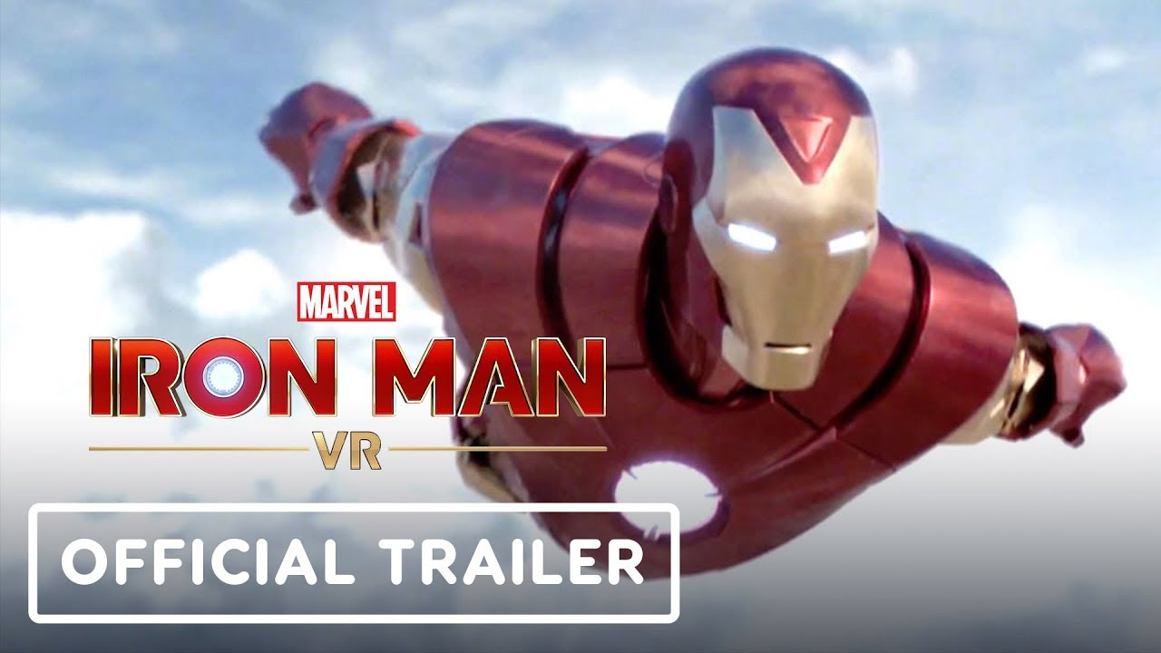 Iron Man VR - Story Trailer