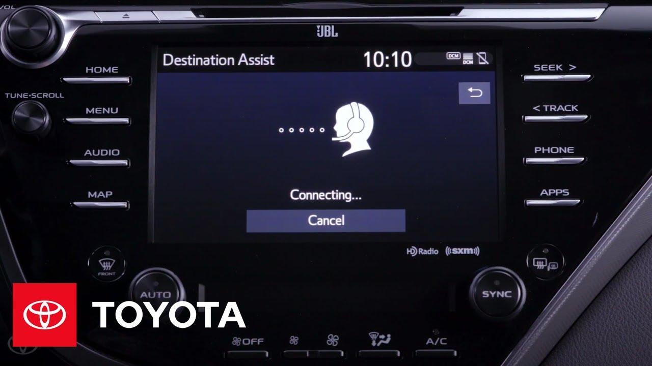 Toyota Entune