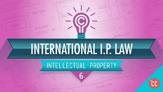Crash Course: Intellectual Property: The Berne Convention and Criticisms thumbnail