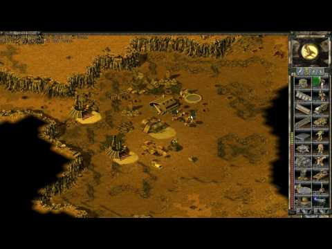 Command and Conquer Tiberian Sun GDI Mission Seventeen Weather The Storm (Hard) (2017) 720p