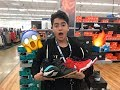 Sneaker SHOPPING at MILITARY eXchange (HEAT)