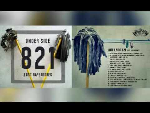 GANGSTER ROKOS - UNDER SIDE 821 (Lost Rapeadores)