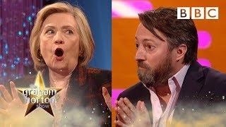 Hillary and Chelsea Clinton are Peppa Pig megafans?! 😂 | The Graham Norton Show - BBC