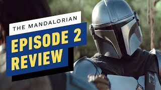 The Mandalorian: Episode 2 Review