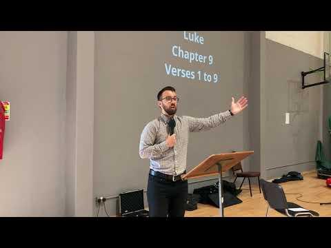 Luke 9:1-9 Sermon