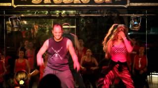Terence Cruz's Zumba choreo to