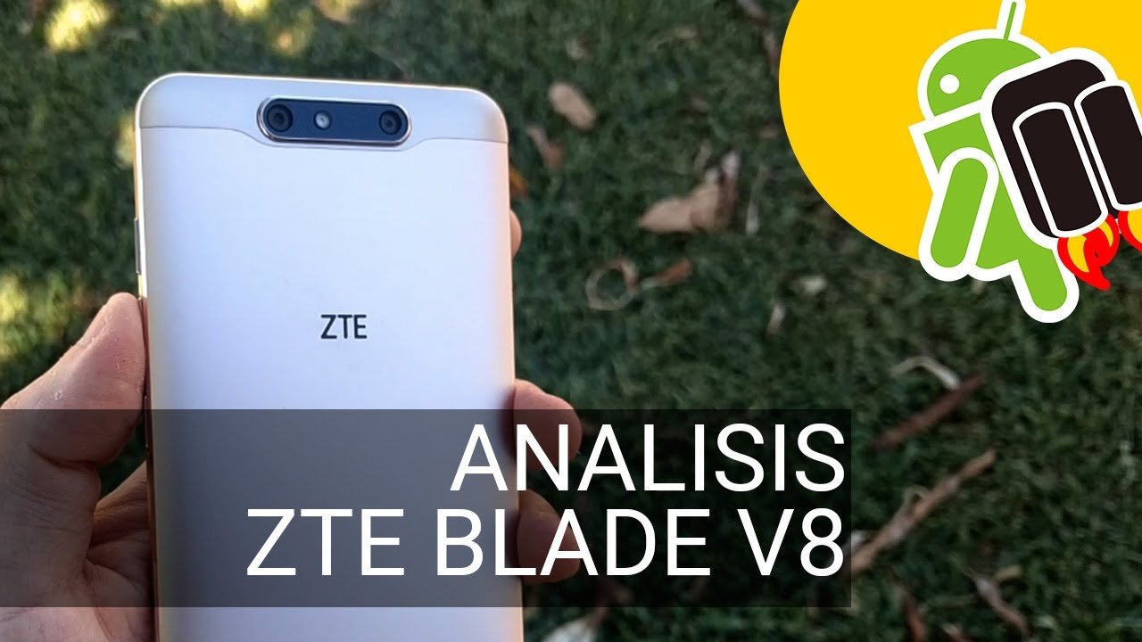 zte blade v8 youtube activity has always