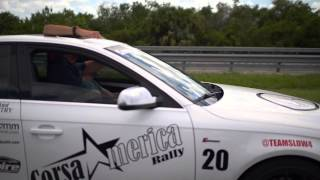 Official Corsa America Rally