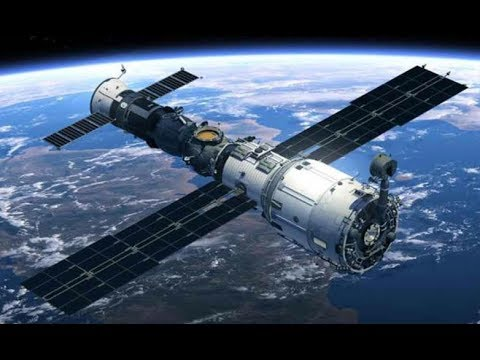 Chance of Tiangong-1 Chinese space station crashing in Michigan