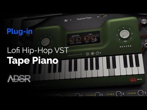 Tape Piano - Lofi Hip-Hop VST