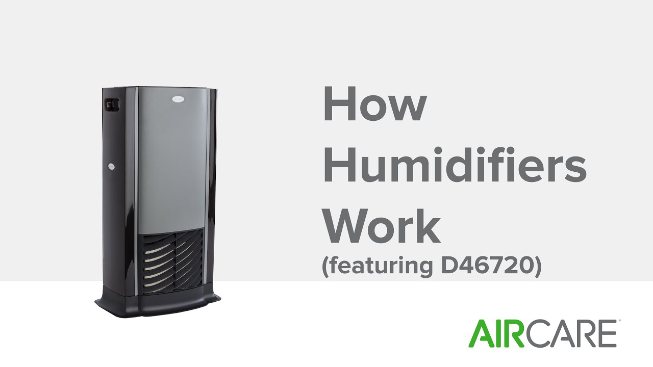 How Humidifiers Work (featuring D46720)   #25A612