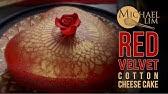 Red Velvet Cheesecake Recipe | Mirror Glaze Recipe - YouTube