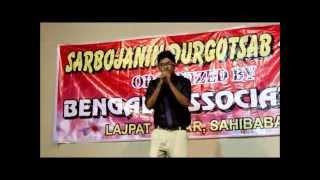 Sunn Raha hai na Tu in Karaoke track --#SRV (Sourav Chatterjee)