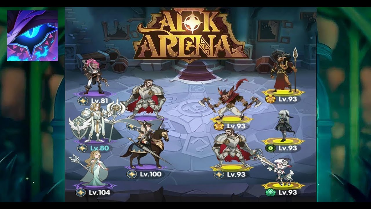 AFK Arena mod apk et cheats android, pc et ios