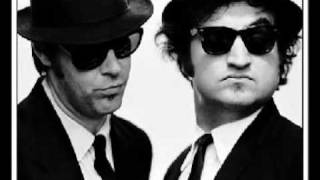 The blues Brothers - going back to miami guitar backing track