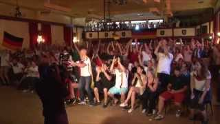 Vancouver Alpen Club WM 2014 Germany vs Brazil  MUST SEE!!!