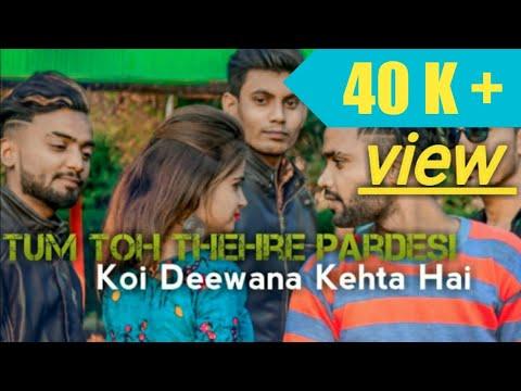 koi-deewana-kehta-hai---insane-sad-love-story-spoof-song-|-tum-toh-thehre-pardesi-#trendin-#ayankhan