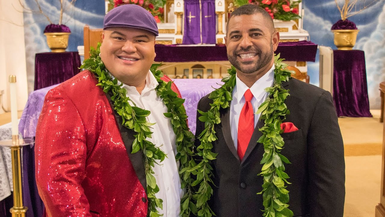 Kalani Pe'a Feat. Damon Williams - O Holy Night - OFFICIAL MUSIC VIDEO