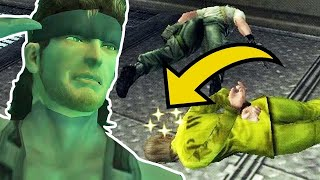 8 Video Games That Did The Hard Work For You