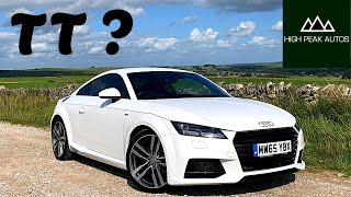 Should You Buy an AUDI TT? (2015 - MK3 Review & Test Drive)