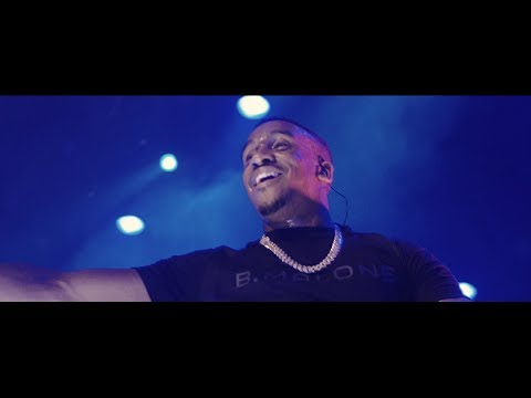 BUGZY MALONE - Live in Dublin - B. Inspired Tour // DG MEDIA