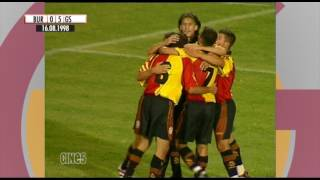 Nostalji Maçlar | 1998-1999 Sezonu Bursaspor 0 - 5 Galatasaray