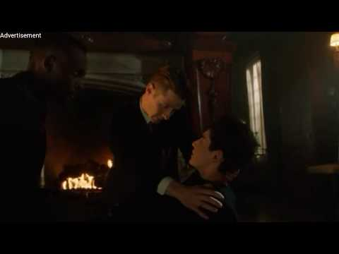 Gotham 4x13Bruce talks to Gordon