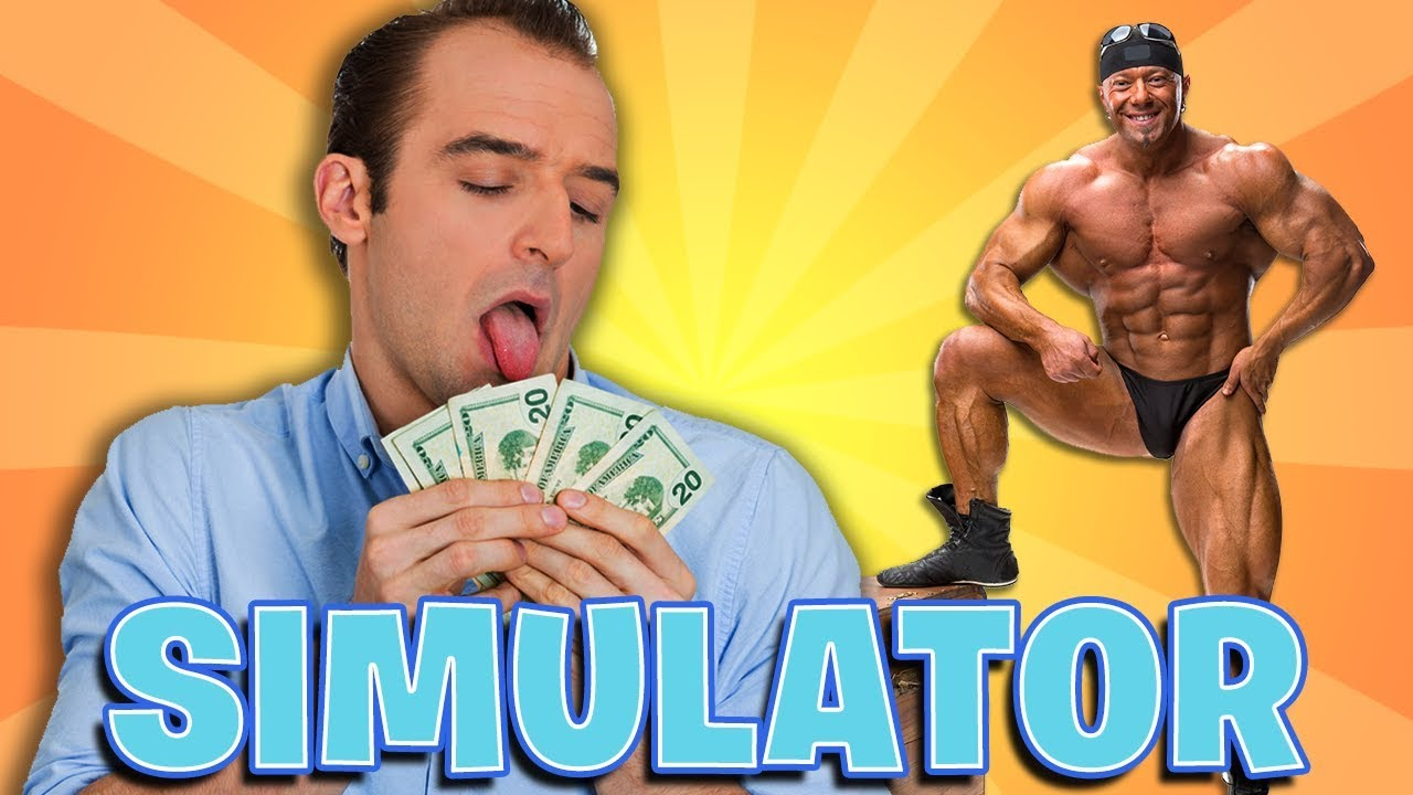 BITCOINS & FIT LOINS - Fitness and Dollal Simulator Gameplay
