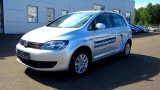 2012 Volkswagen Golf Plus. Start Up, Engine, and In Depth Tour.