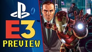 E3 2019 Preview - All Ps4 Games Confirmed Line Up..  Gaming News