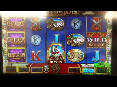 centurion slot machine online