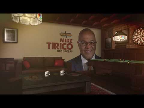 ESPN's Mike Tirico Talks Tiger, Golf's Future, & More w/Dan Patrick | Full Interview | 4/15/19