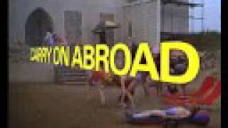 Carry On Abroad - UK Trailer