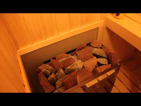 Как сделать сауну в квартире своими руками