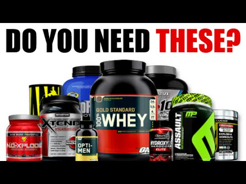 THE BEST BODYBUILDING SUPPLEMENTS FOR BEGINNERS | SHOCKING ...