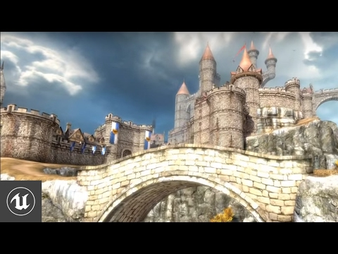 Epic Citadel Demo: Now Available for Android & iOS | Unreal Engine